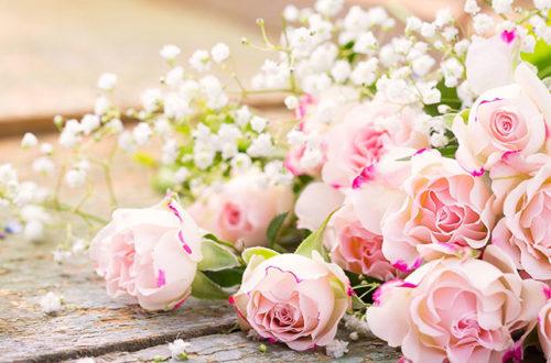 Свадьба, цветы, фото