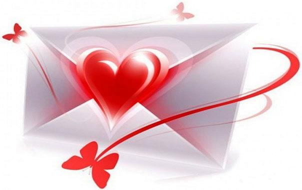 С Днём Святого Валентина, фото