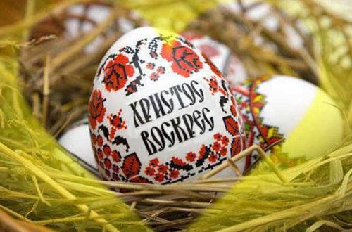 С праздником Пасхи, пасхальные яйца