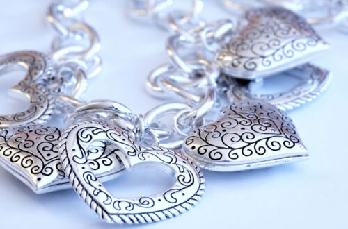 Сердечки, медальоны